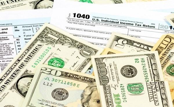 tax form money_161056
