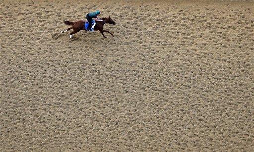 Kentucky Derby Horse Racing_190458