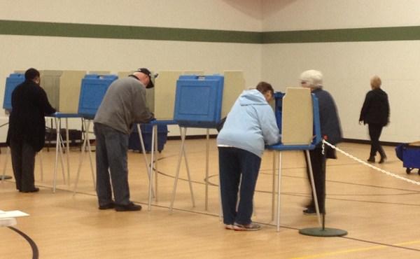 springfield voting polls_286133