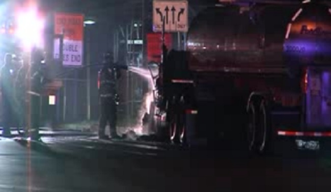 page boulevard tractor fire_381554