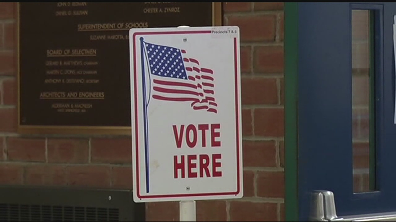 Monday marks the being of early voting in Massachusetts