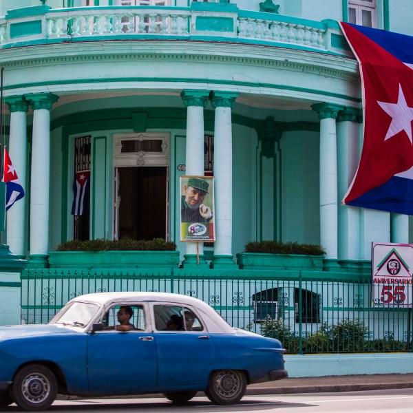 Chile Fidel Castro_505790