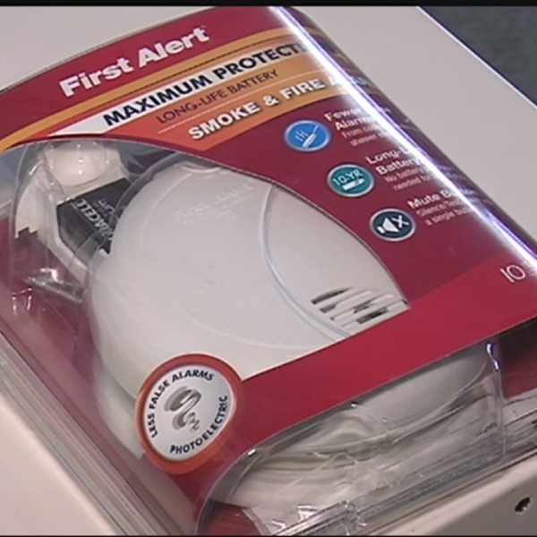 Smoke and carbon monoxide installation continues for Holyoke residents