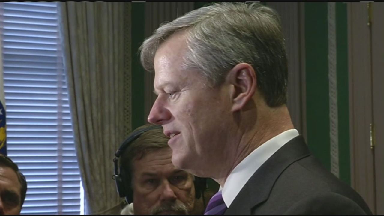 House & Senate vote to override Governor Baker's veto of pay raises