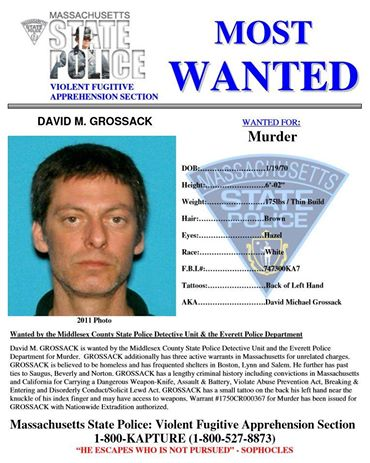 State police still searching for 'Most Wanted' murder suspect