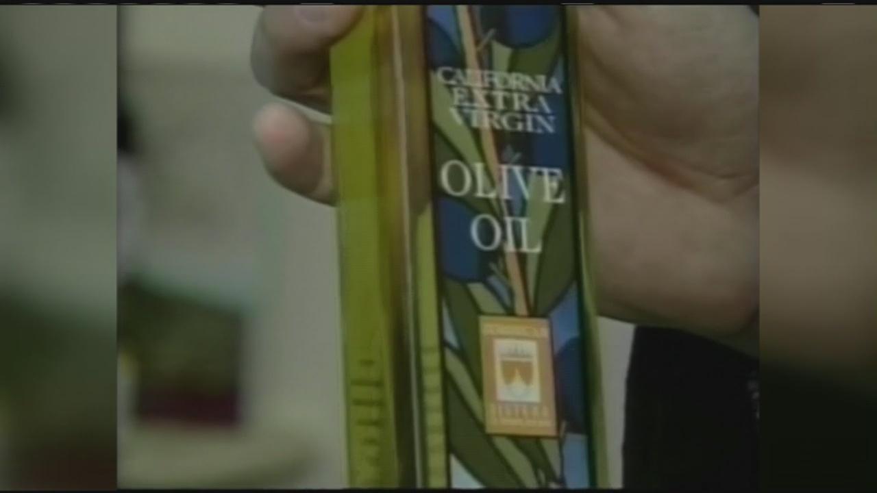 Nancy Dell: Corn Oil vs. Olive Oil