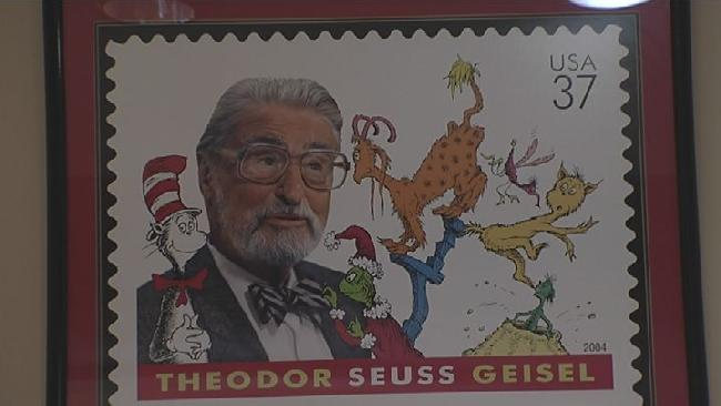 Oh, what a birthday week for Dr. Seuss books