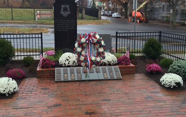 springfield police officers memorial_617867