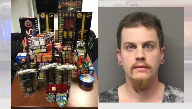Rhode Island Man Arrested For Selling Fireworks On Craigslist