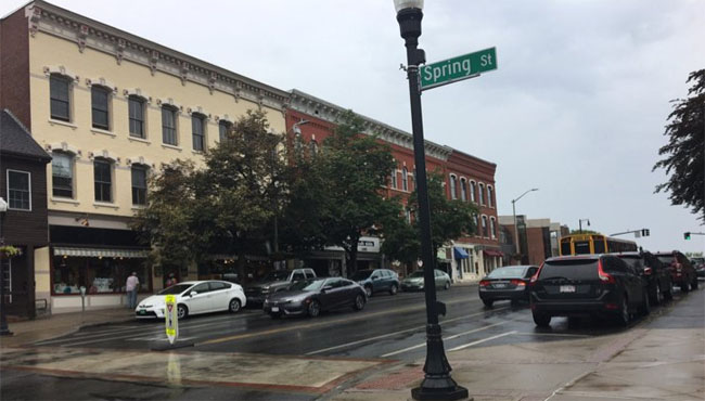 downtown amherst_665692