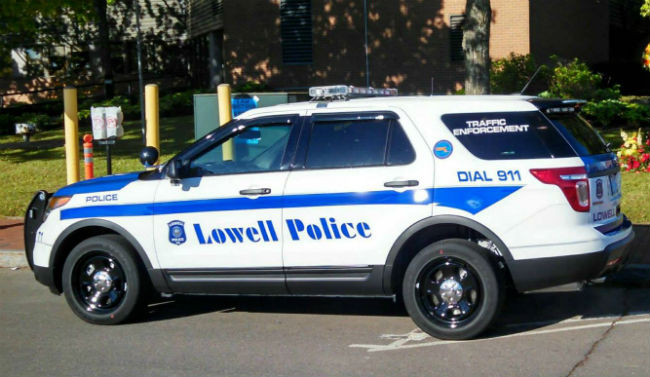 Lowell Police: 11-year-old boy arrested after cutting officer