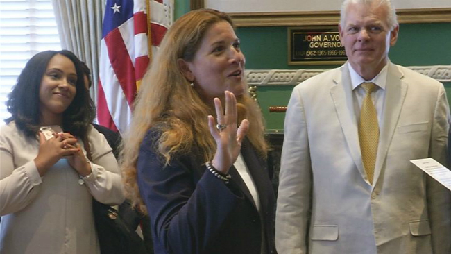 new labor secretary Rosalin Acosta_652076
