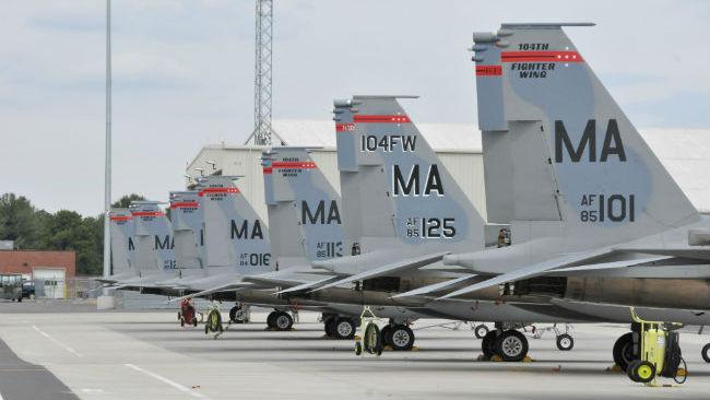 F-15 aircraft_540894