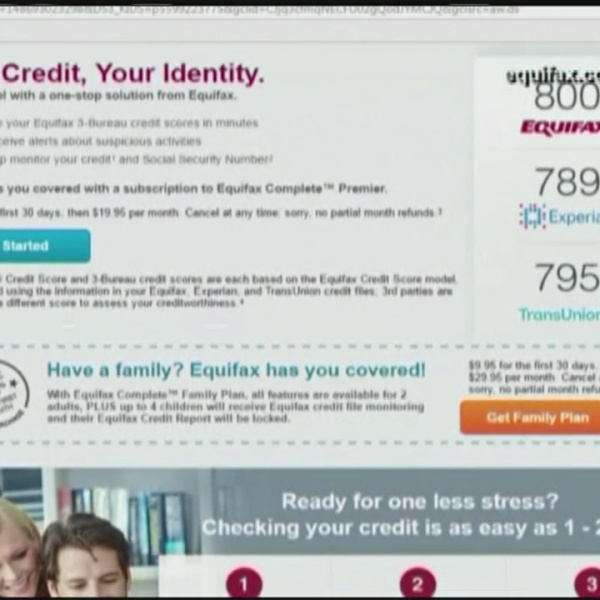 Credit reporting agency Equifax hit by massive cybersecurity breach