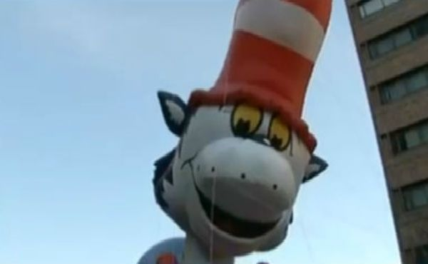 cat in the hat balloon_747806