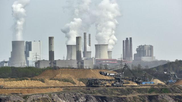 EU Climate Talks_734963