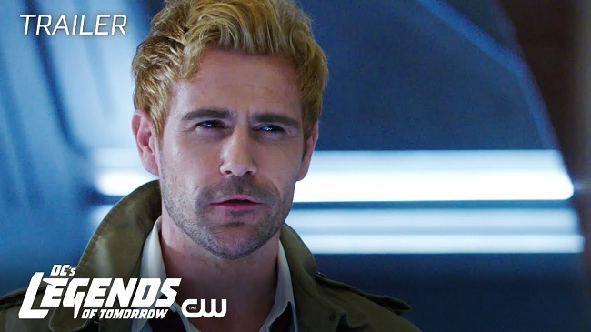 DC's Legends of Tomorrow - Return Trailer_756195