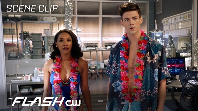 deleted scene The Flash_756217