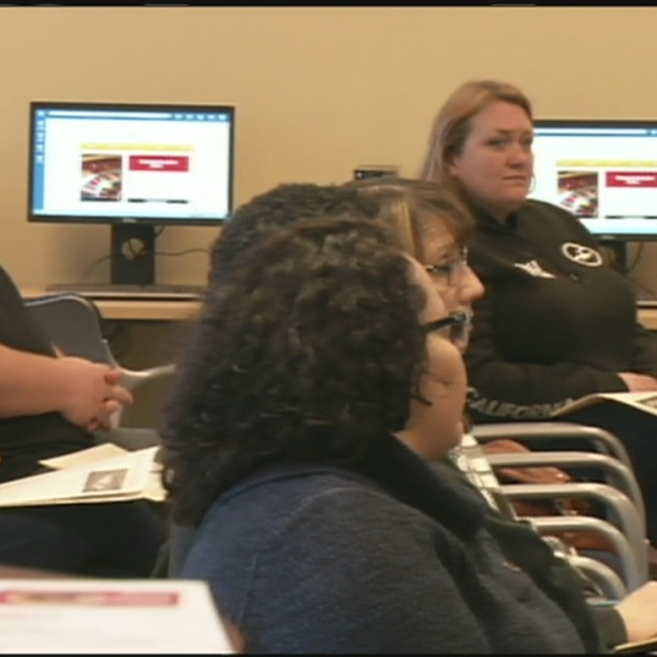 Classes to learn casino games beginning soon