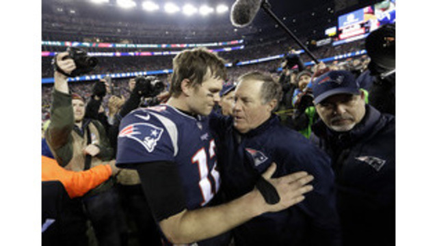 Tom Brady, Bill Belichick_787777