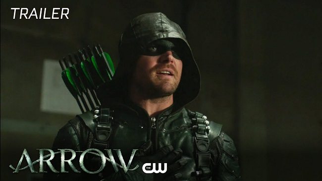 Arrow All For Nothing Trailer_786864