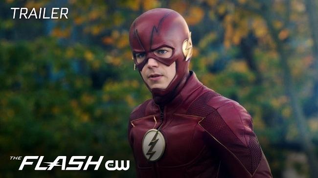 The Flash Framed Trailer_771152