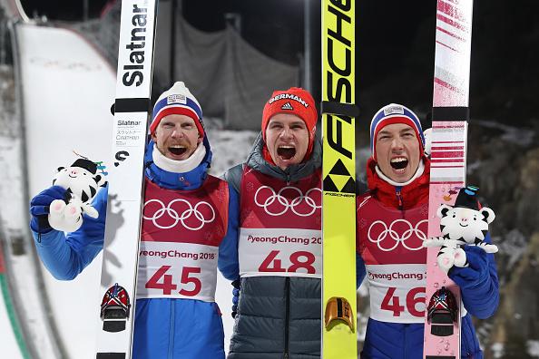 Ski Jumping - Winter Olympics Day 1_797666