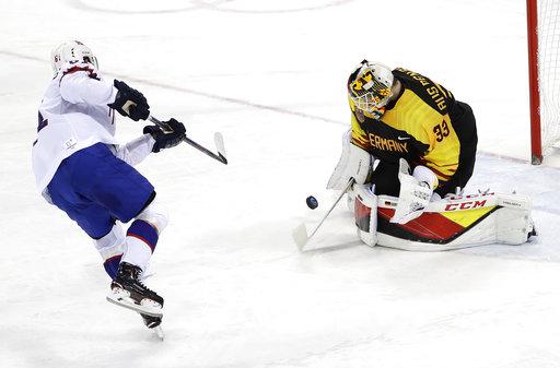 Pyeongchang Olympics Ice Hockey Men_803327