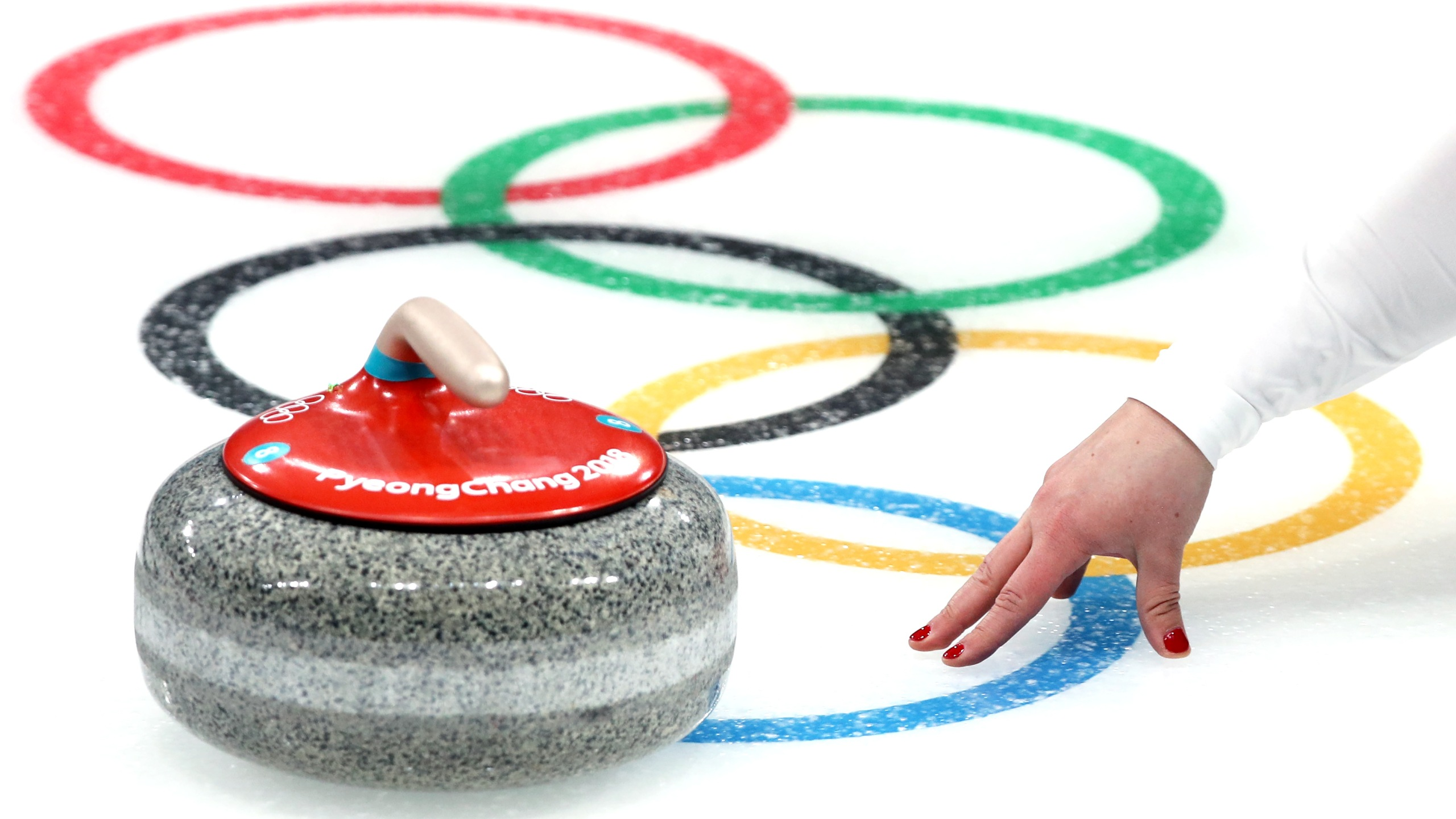 Curling – Winter Olympics Day – 1_796736