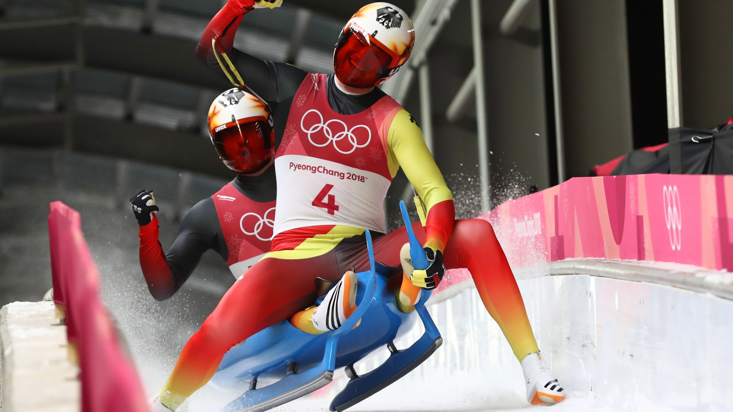 Luge – Winter Olympics Day 5_800944