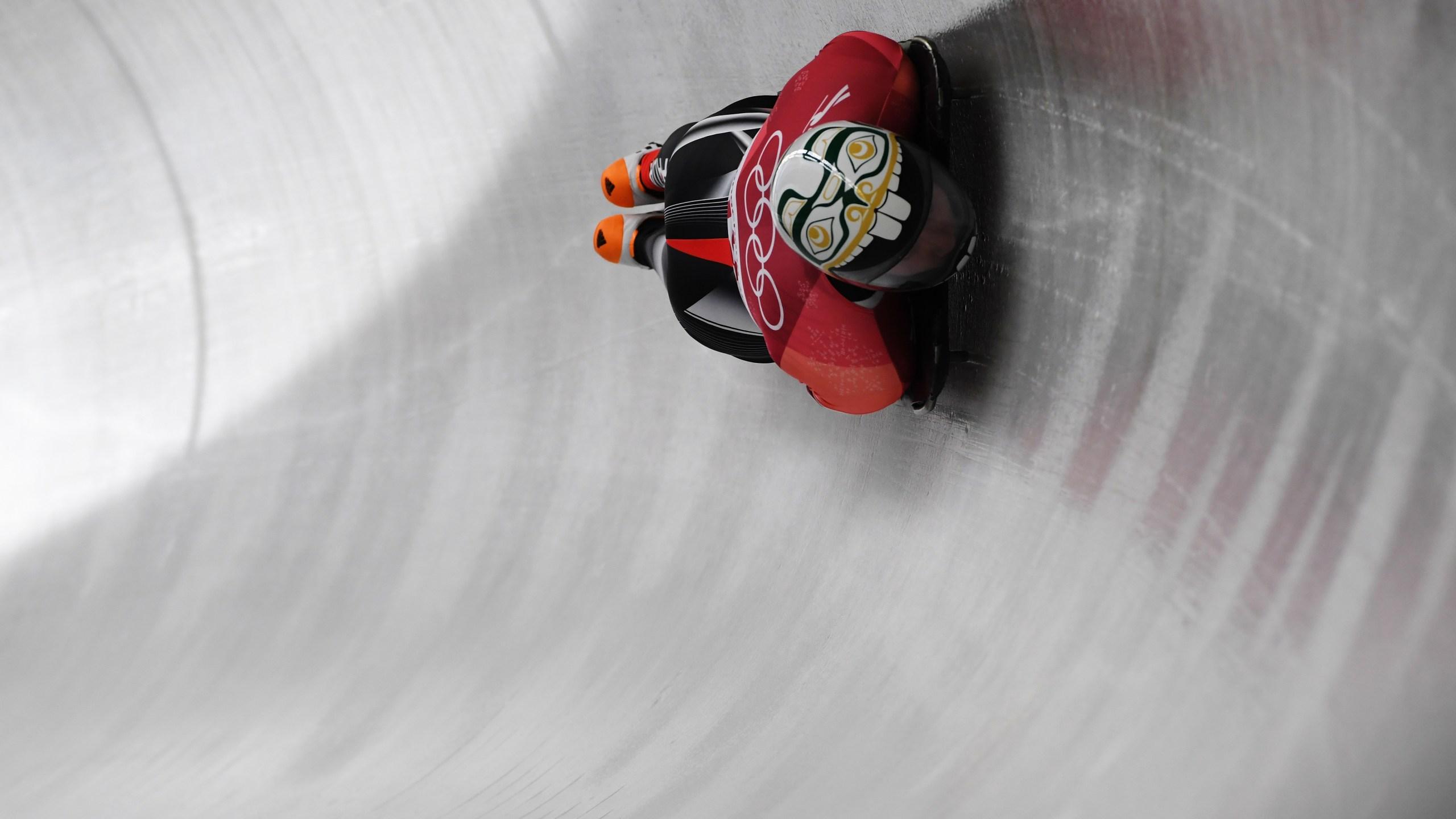 Skeleton – Winter Olympics Day 6_801656