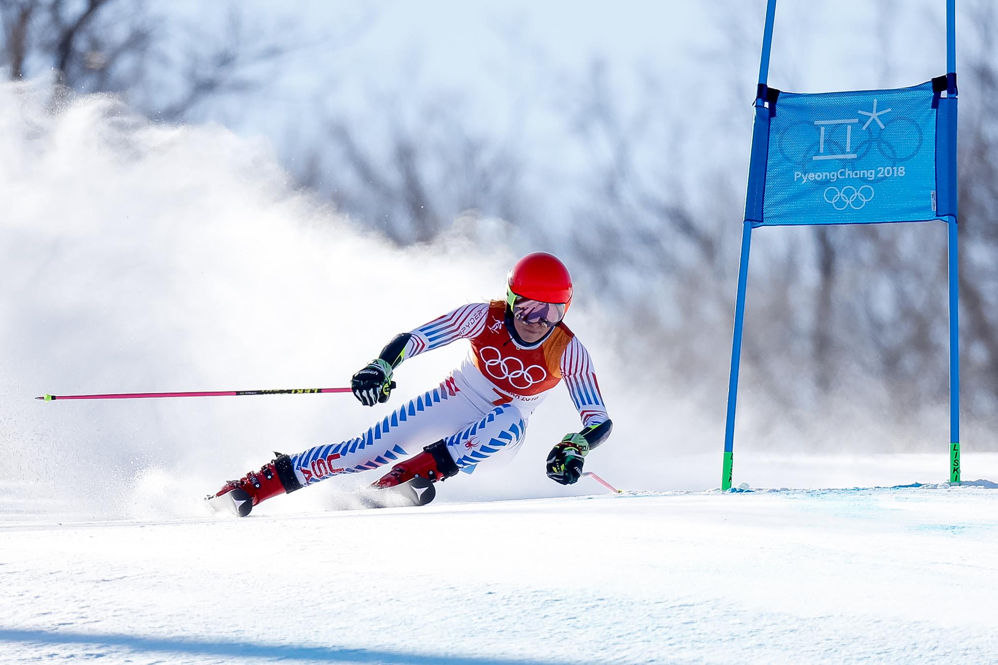 Alpine Skiing – Winter Olympics Day 6_801018
