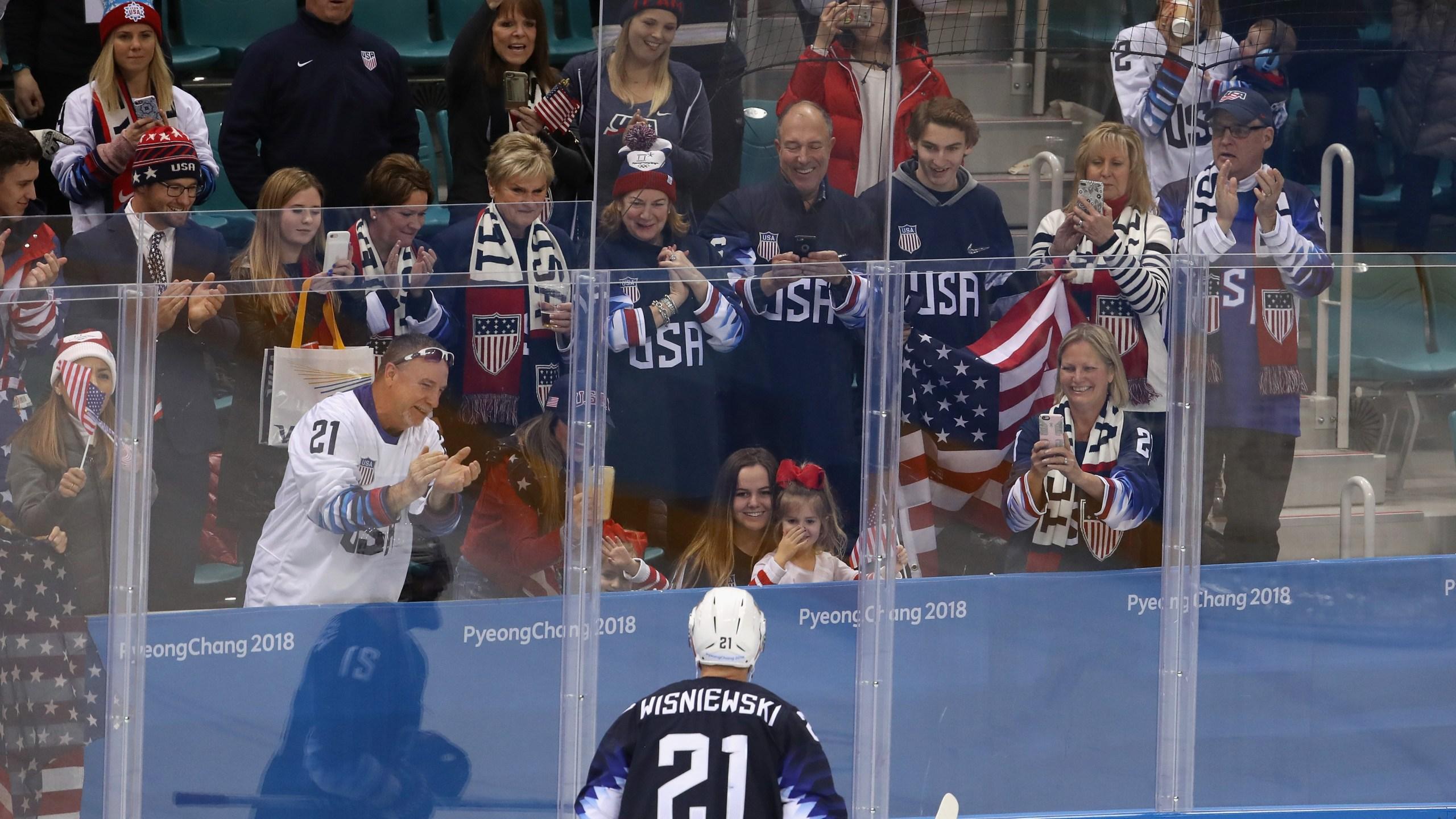Ice Hockey – Winter Olympics Day 7_804092