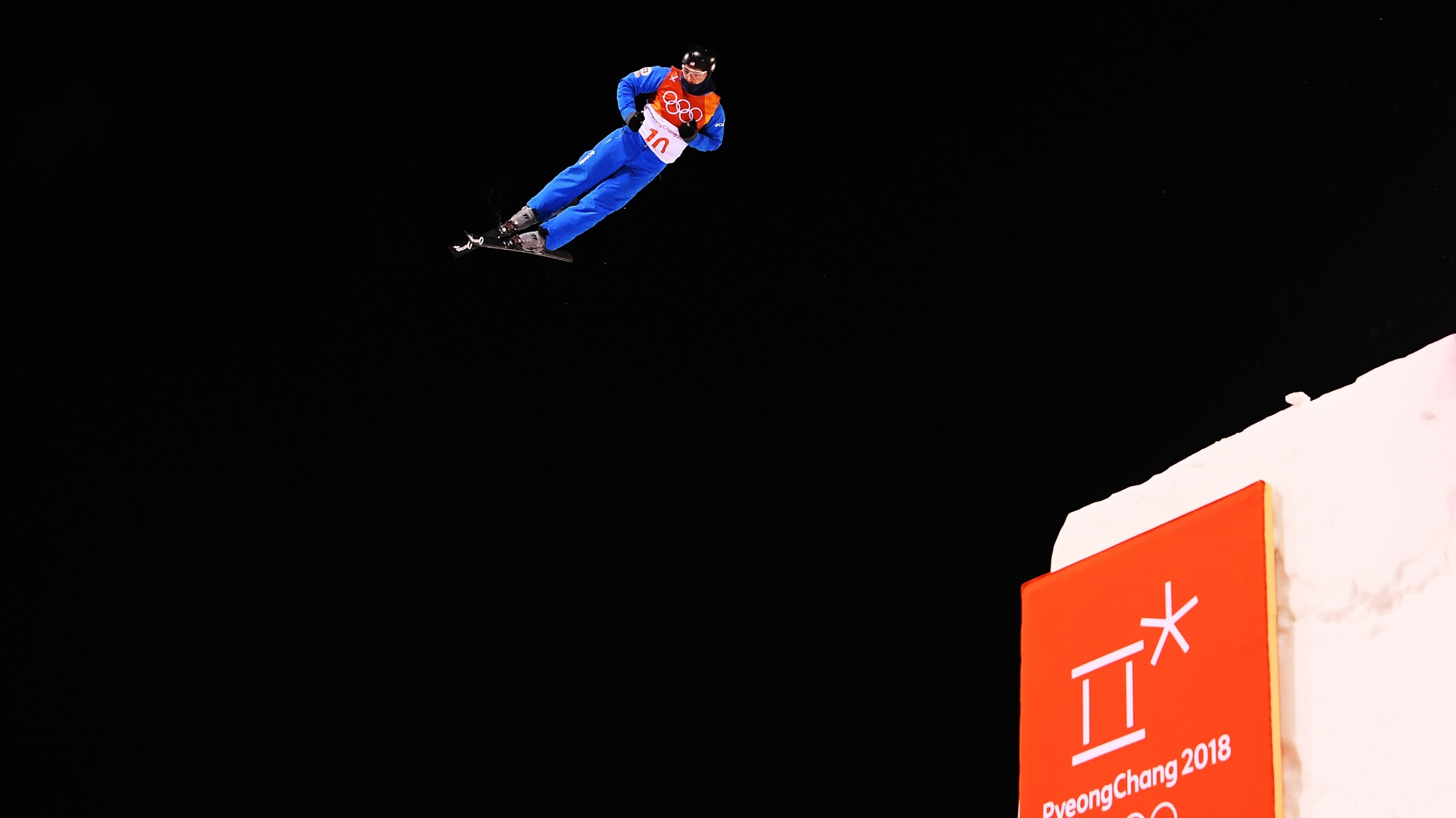 Freestyle Skiing – Winter Olympics Day 9_803604