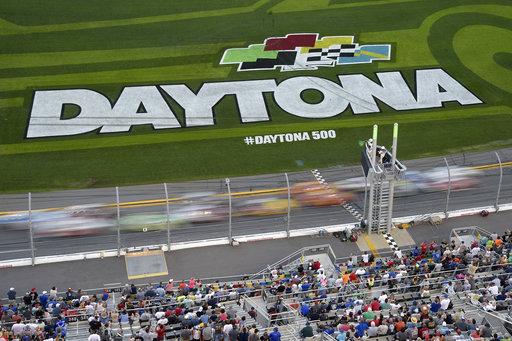 NASCAR Daytona Xfinity Auto Racing_803333