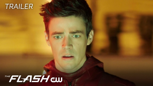 The Flash Enter Flashtime Trailer_810787