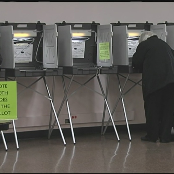 Amherst voters considering big changes to town government