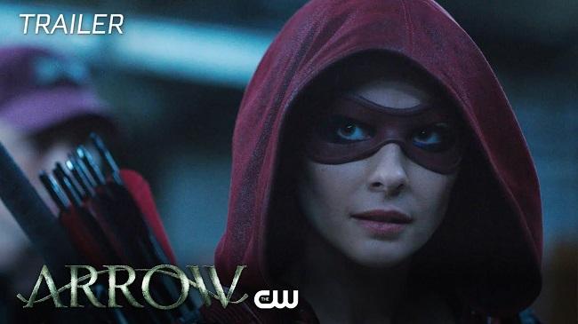 Arrow The Thanatos Guild Trailer_819400