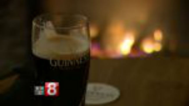 guiness-fireplace (WTNH)_817448