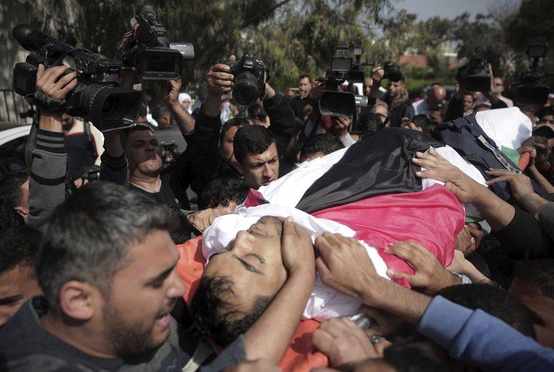 PALESTINIAN JOURNALIST KILLED IN GAZA BORDER CLASHES_1523104247709.jpeg.jpg