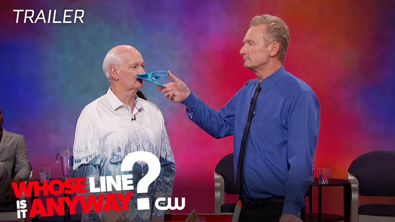 Whose Line Is It Anyway Battle Of Comedy Trailer