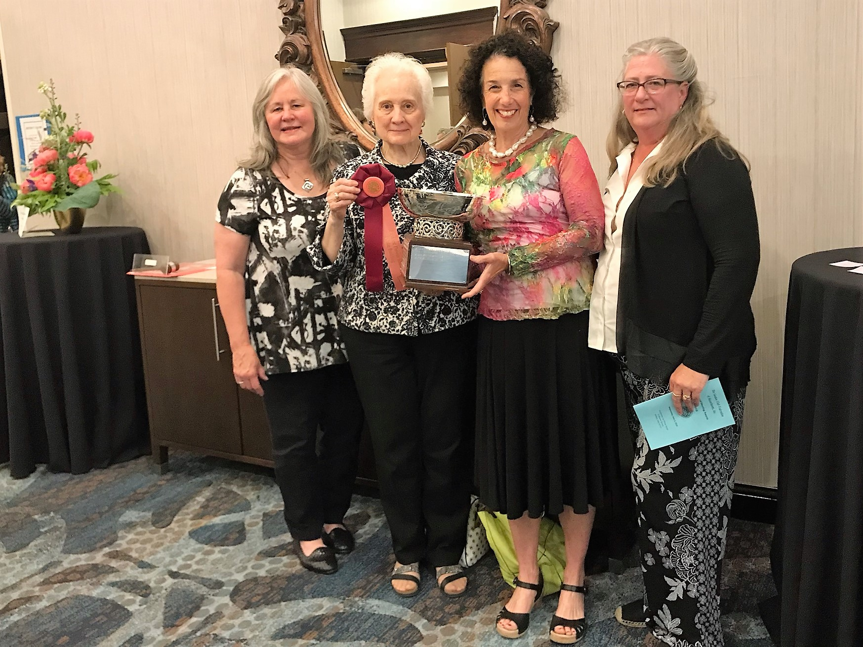 Springfield Garden Club Wins National and State Awards