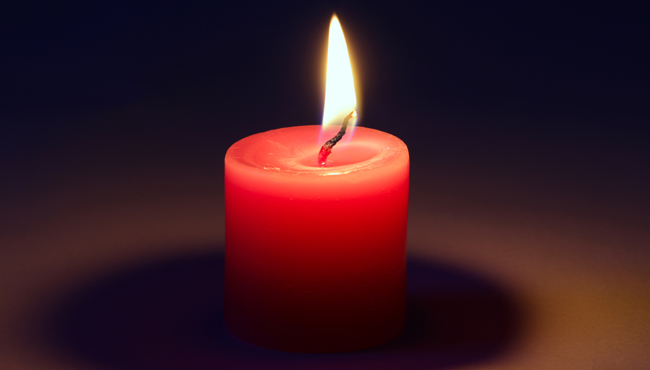funeral candle_437155
