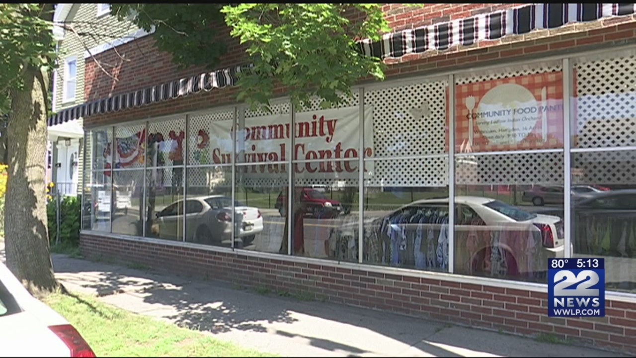 Community Survival Center of Indian Orchard receives funding from local bank
