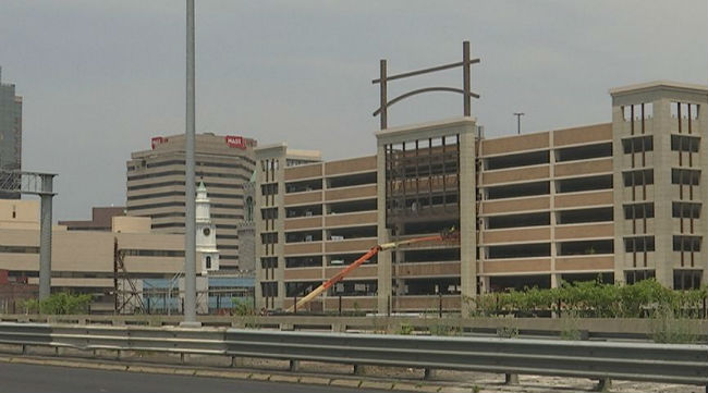 Parking will be free at MGM Springfield