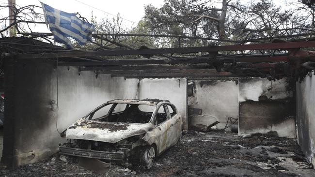 APTOPIX Greece Forest Fire_1533493230809