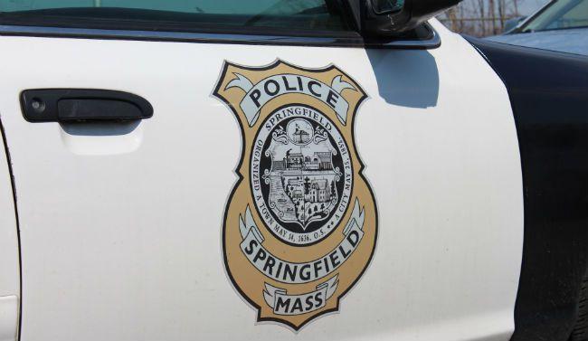 springfield police vehicle