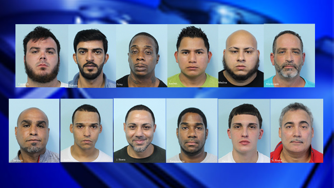 Springfield Ma Escorts >> 13 Men Arrested For Soliciting Prostitution In Springfield