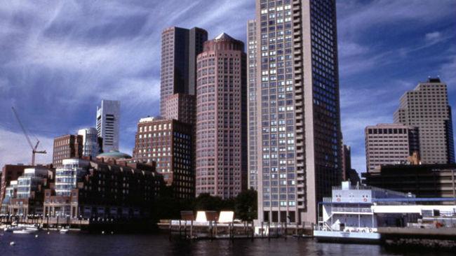 boston skyline_582387