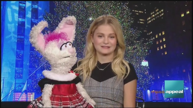 Americas Got Talent Christmas.America S Got Talent Winner Darci Lynne Farmer Previews The
